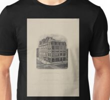 066 Booth's Theatre New York Unisex T-Shirt