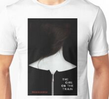 the girl on the train back  Unisex T-Shirt