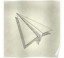 Paper AIrplane 19 Poster