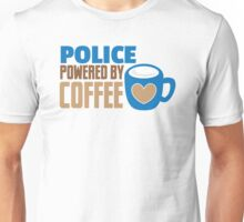 POLICE powered by Coffee Unisex T-Shirt