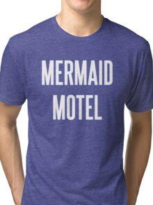 MERMAID MOTEL 2 Tri-blend T-Shirt
