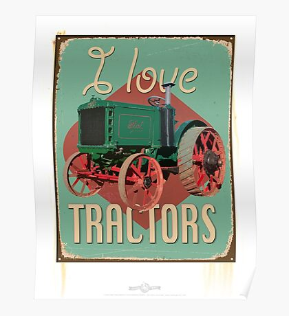 Tractor_Fiat Poster