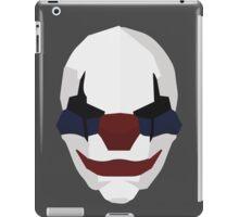 Chains -  Payday Retro Mask iPad Case/Skin