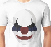 Chains -  Payday Retro Mask Unisex T-Shirt