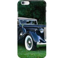 Classic Packard Phaeton iPhone Case/Skin