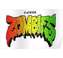 flatbush zombies in rasta Poster