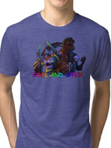 cool and spicy Tri-blend T-Shirt