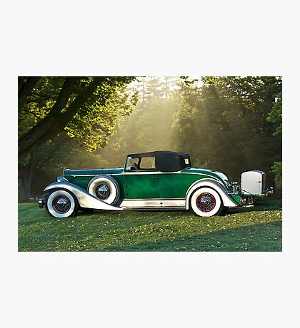 1933 Packard 1006 Convertible 1 Photographic Print
