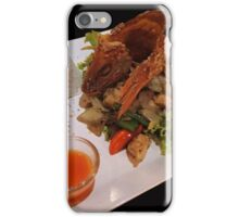 I ordered Fish & chips iPhone Case/Skin