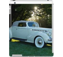 1930's Packard Convertible Coupe iPad Case/Skin