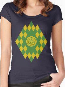 Butterbumps Women's Fitted Scoop T-Shirt