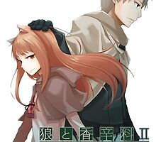 Spice and Wolf by BaiLong