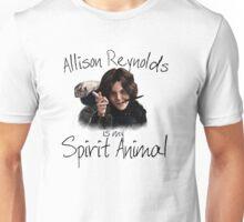 Allison is my Spirit Animal Unisex T-Shirt