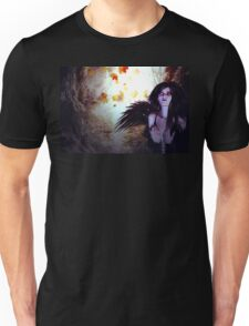 Spooky Forest and Dark Witch 2 Unisex T-Shirt