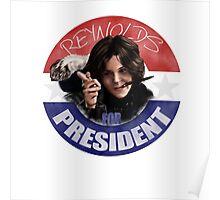 Allison for President  Poster