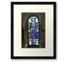 St Margaret Framed Print