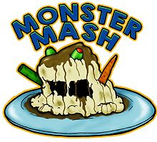 Monster Mash by zombiemama