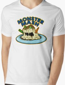 Monster Mash Mens V-Neck T-Shirt