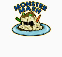 Monster Mash Womens Fitted T-Shirt