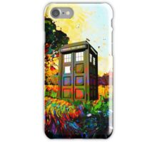 Tardis A Beauty iPhone Case/Skin