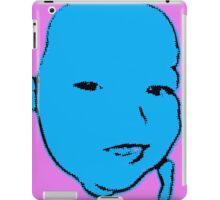Little Boy Blue #2 iPad Case/Skin