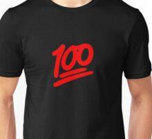 100 Emoji Unisex T-Shirt