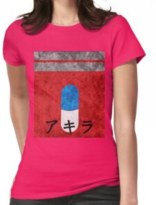 Akira- The Capsules  Womens Fitted T-Shirt