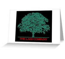 Blade Runner The Ladd Company Greeting Card