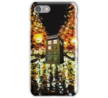 tardis - cool iPhone Case/Skin