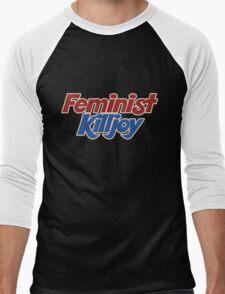 Feminist Killjoy Men's Baseball ¾ T-Shirt