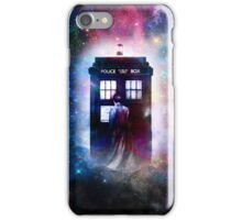 TARDIS NEBULA iPhone Case/Skin