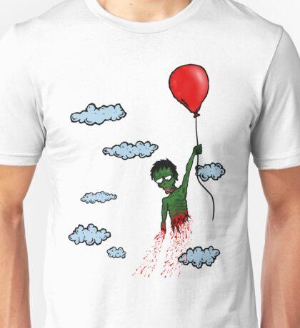 Zombie Balloon Unisex T-Shirt