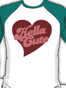 Retro hella cute T-Shirt