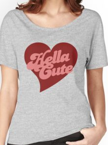 Retro hella cute Women's Relaxed Fit T-Shirt