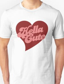 Retro hella cute Unisex T-Shirt