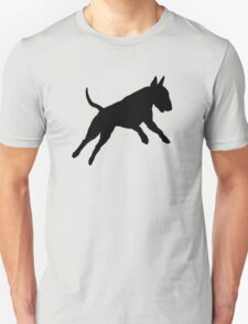 Bull Terrier (Hucklebutt!) Unisex T-Shirt