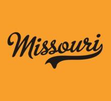 Missouri Script Black by USAswagg