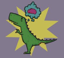 Dino Wants Brains Kids Clothes