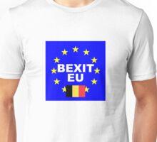 Bexit Belgium leave EU Unisex T-Shirt