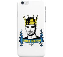 LORD PAYNO - Liam Payne - One Direction iPhone Case/Skin
