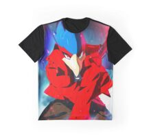 MELEE | Falco - Red Graphic T-Shirt