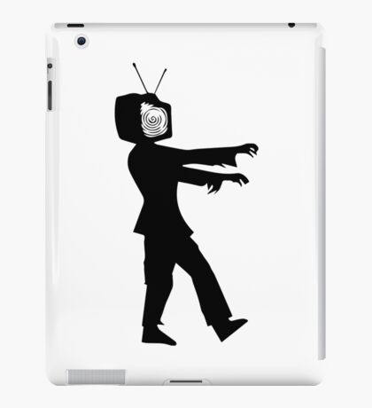 TV Zombie iPad Case/Skin