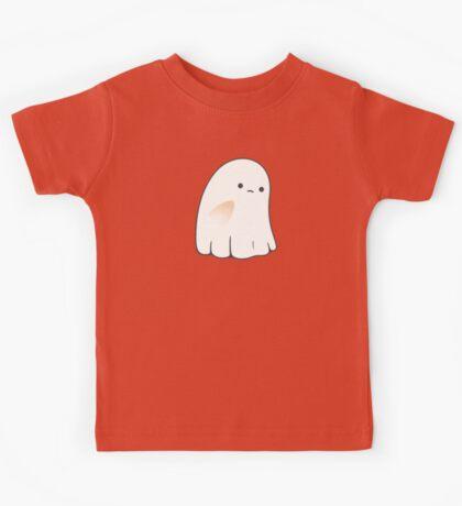 Sad ghost Kids Tee