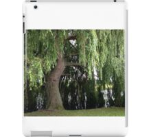 Weeping Willow Tree iPad Case/Skin