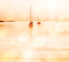 Bahama Sunset II by artsandsoul