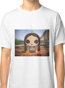 Dorothy on the Yellow Brick Road Classic T-Shirt