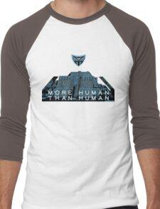 Blade Runner Tyrell Building Men's Baseball ¾ T-Shirt