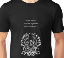 Grey Warden Motto Dragon Age Unisex T-Shirt