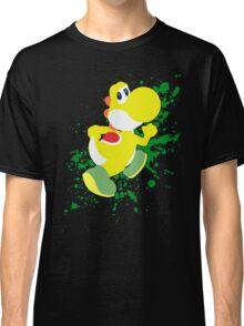Yoshi (Yellow Alt.) - Super Smash Bros. Classic T-Shirt