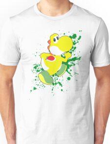 Yoshi (Yellow Alt.) - Super Smash Bros. Unisex T-Shirt